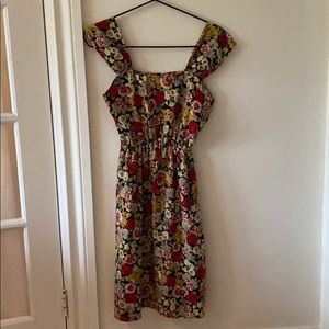 Vintage renewal floral dress size small